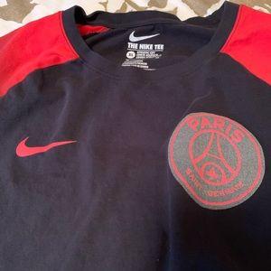 Men's Paris Saint-Germain Nike Tee